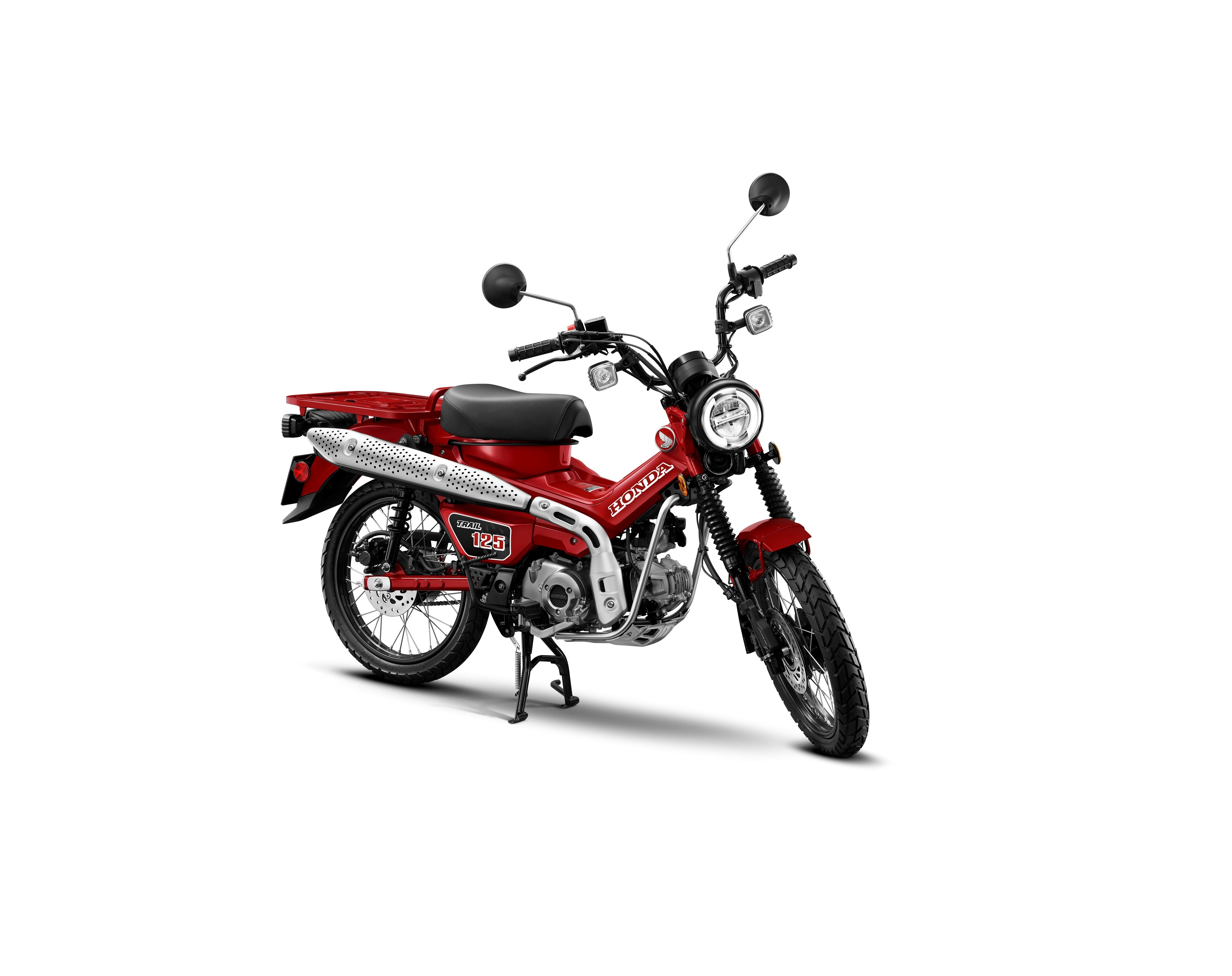 Release Honda Motorcycles New Models 2021