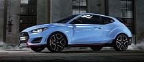 2021 Hyundai Veloster N's New 8-Speed Transmission Explained