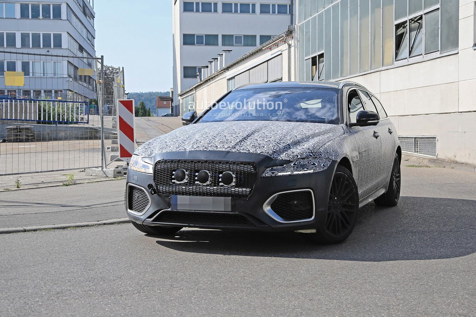 2021 Jaguar XF Performance