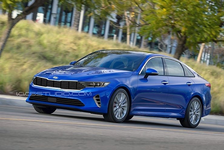 2020 Kia Optima mkV 18