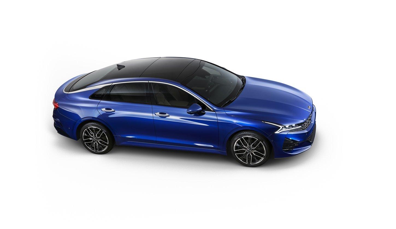 2021 Kia Optima Hybrid Exterior