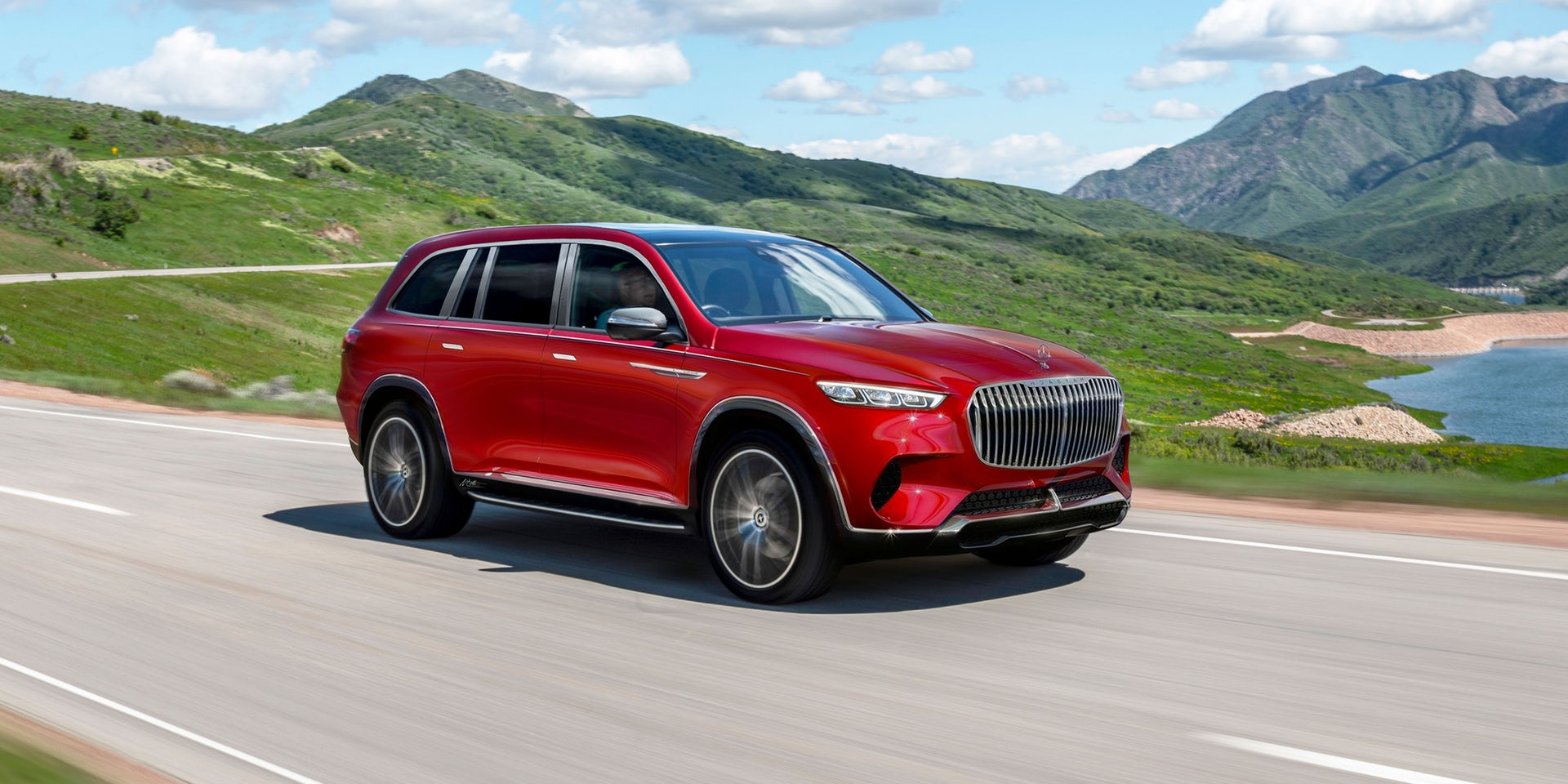 2021 Maybach Gls Class Could Look This Good Autoevolution