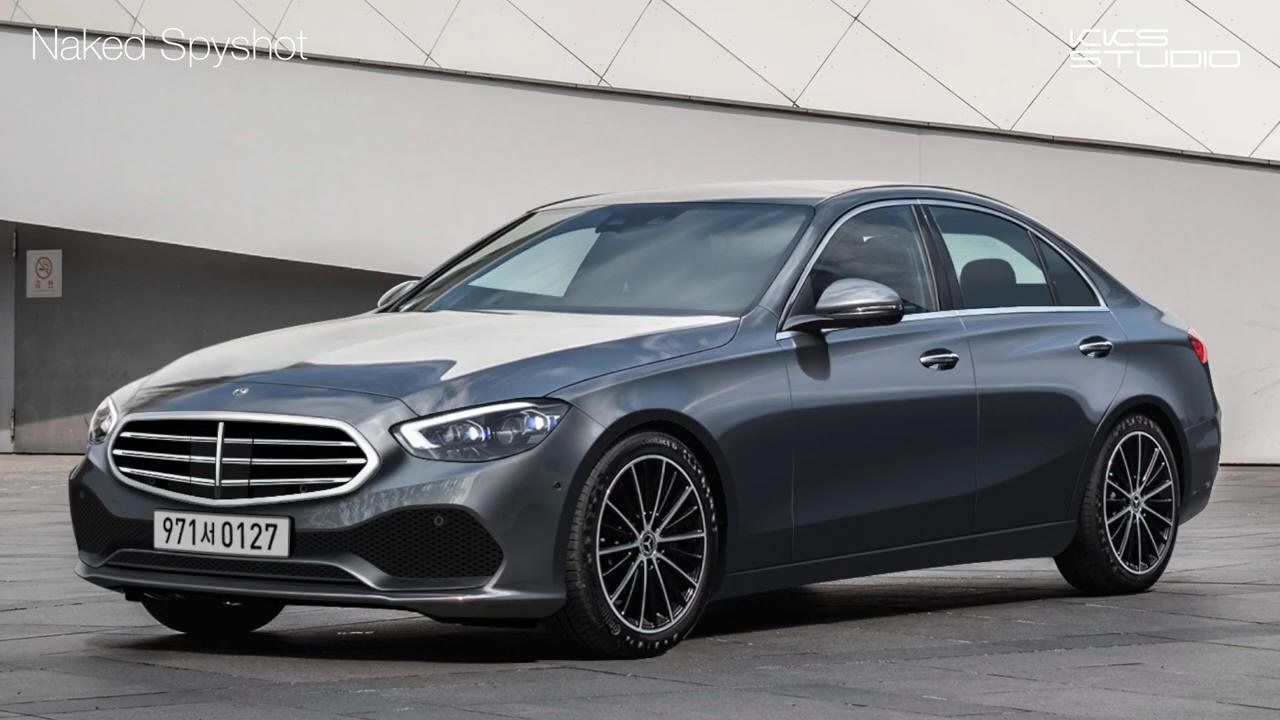 2021 Mercedes-Benz C-Class Accurately Rendered, Looks ...