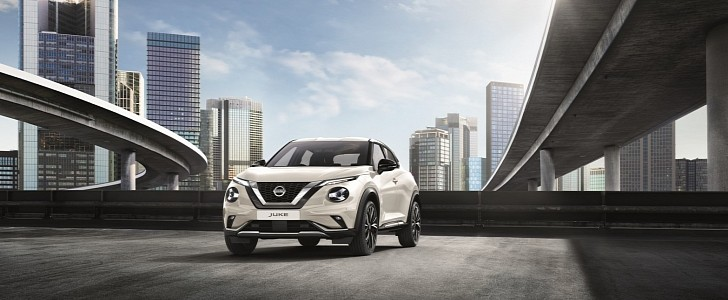 2021 Nissan Juke Beats the Blues With Holiday Playlist and ...