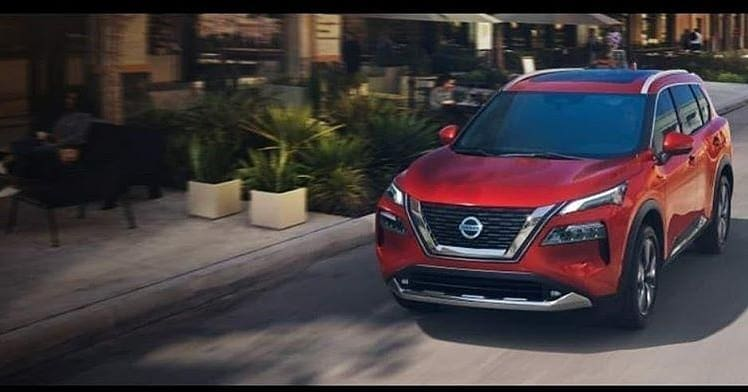 2021 nissan rogue official photos leaked interior looks