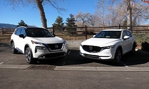 2021 Nissan Rogue vs. Mazda CX-5: What's the Best Crossover for $38,000?