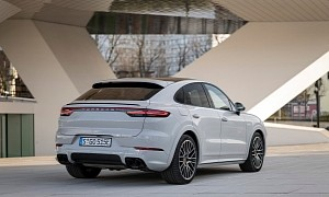 2021 Porsche Cayenne PHEVs Have Greater Range, Starting Price of More Than €90k