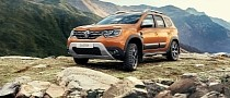 2021 Renault Duster for Russia Revealed Three Years After Dacia Duster Redesign