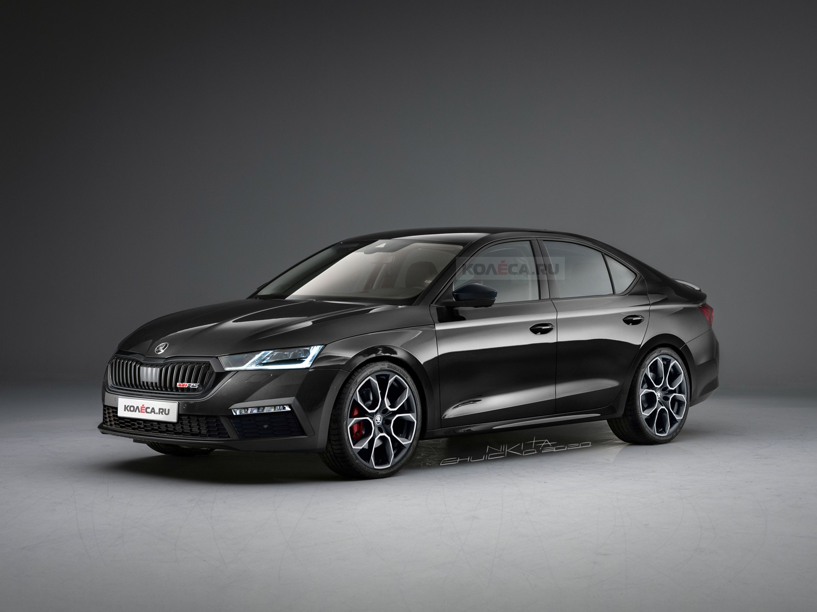 2021 skoda octavia rs will look classy could go hybrid