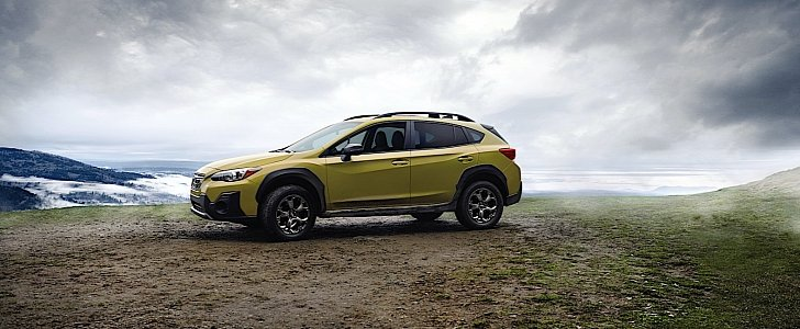 2021 subaru crosstrek gifted with forester engine new