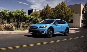 2021 Subaru Crosstrek Hybrid Shows Updated Front Fascia, Pricing Goes Up By $200