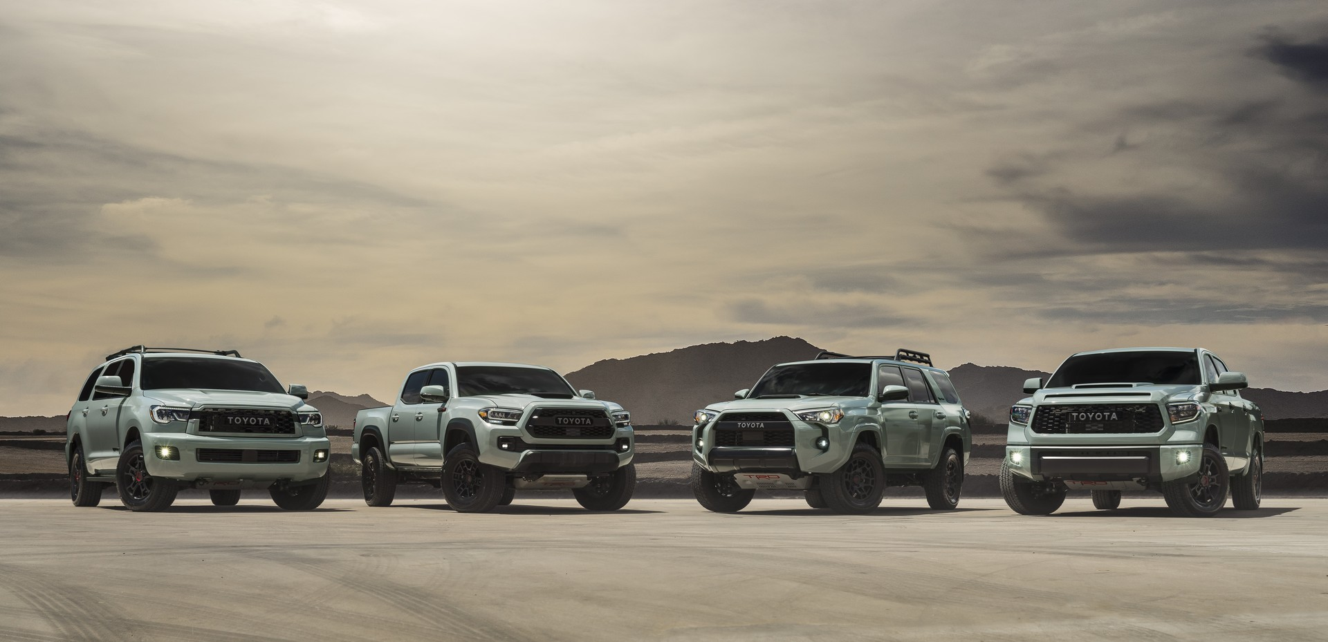 2021 Toyota Trd Pro Family Is Out Of This World 4runner Takes The Spot Autoevolution