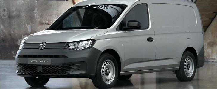 2021 Volkswagen Caddy Revealed, Low-Spec Model Features ...