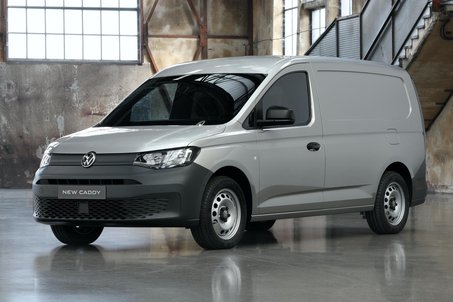 Configurations 2021 VW Caddy