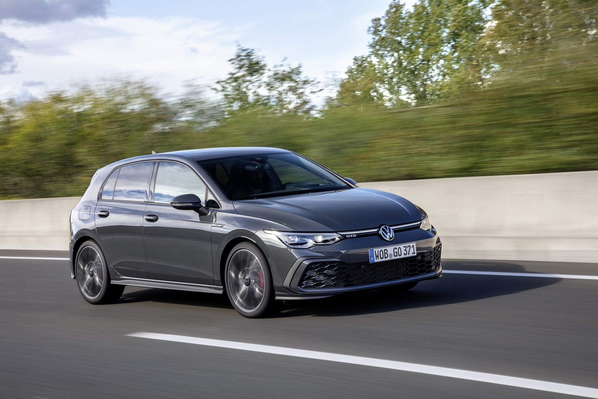 2021 Volkswagen Golf GTD Price