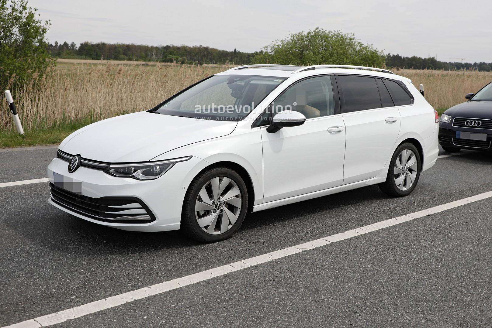 2021 Volkswagen Golf Sportwagen First Drive