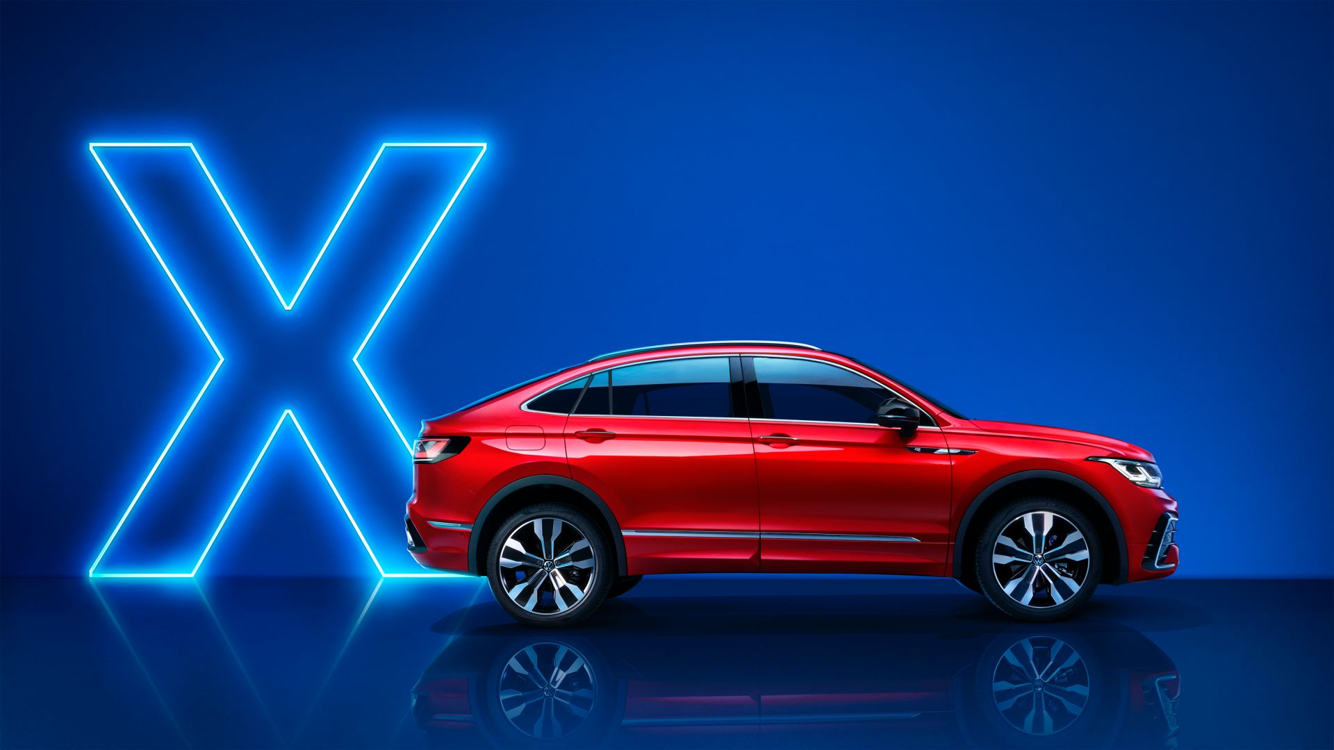 2021 Volkswagen Tiguan X Suv Coupe Revealed With R Line Exterior Package Autoevolution