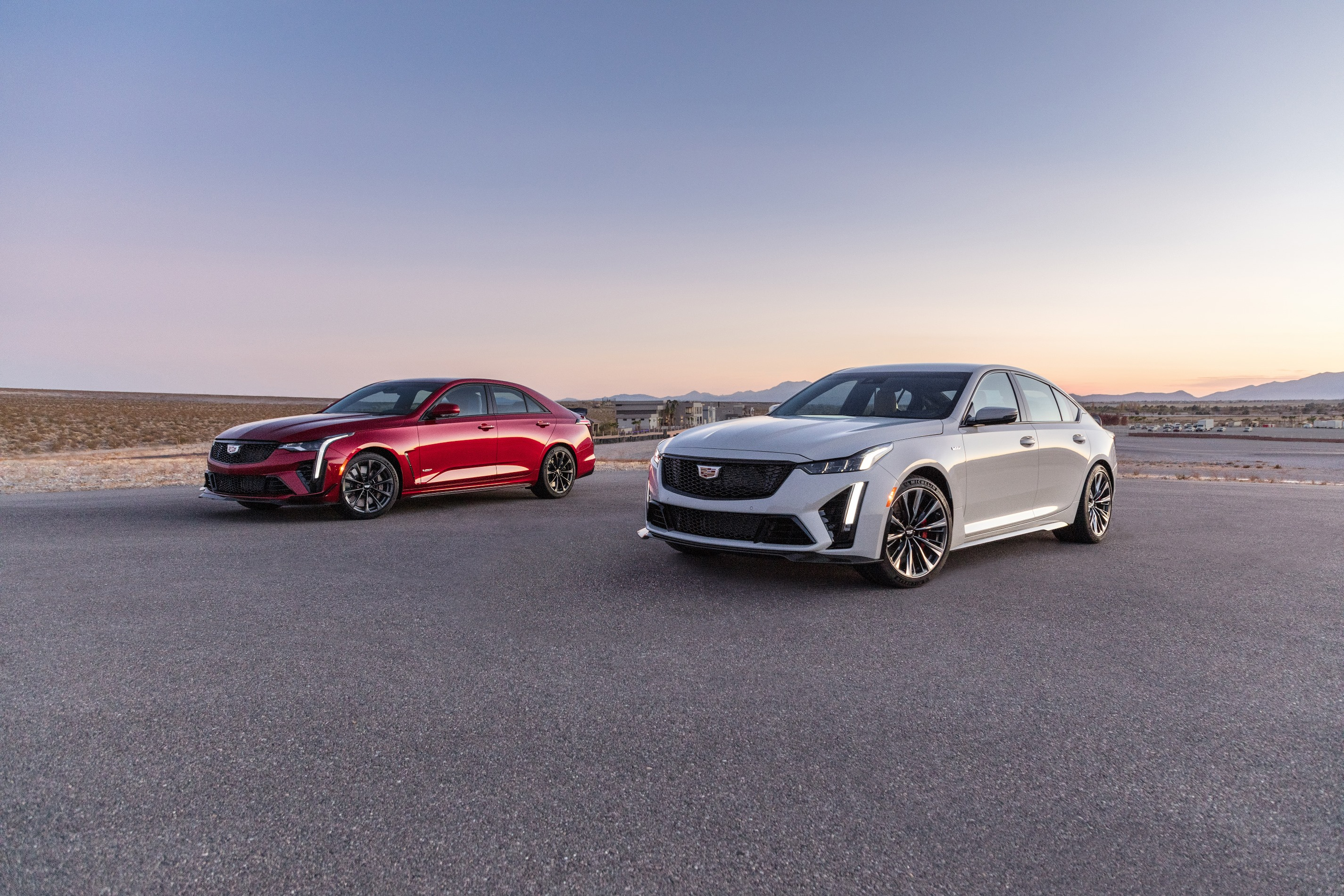 Cadillac Blackwing Debuts Or As We're Calling It The Audi RS7 TRIBUTE