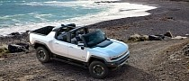 2022 GMC HUMMER EV Edition 1 Packs 24 Ultium Modules and 350 kW Recharge Ability