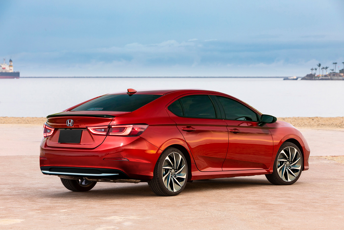 4 Honda Civic Rendered With Insight Cues, Coupe Body Style May
