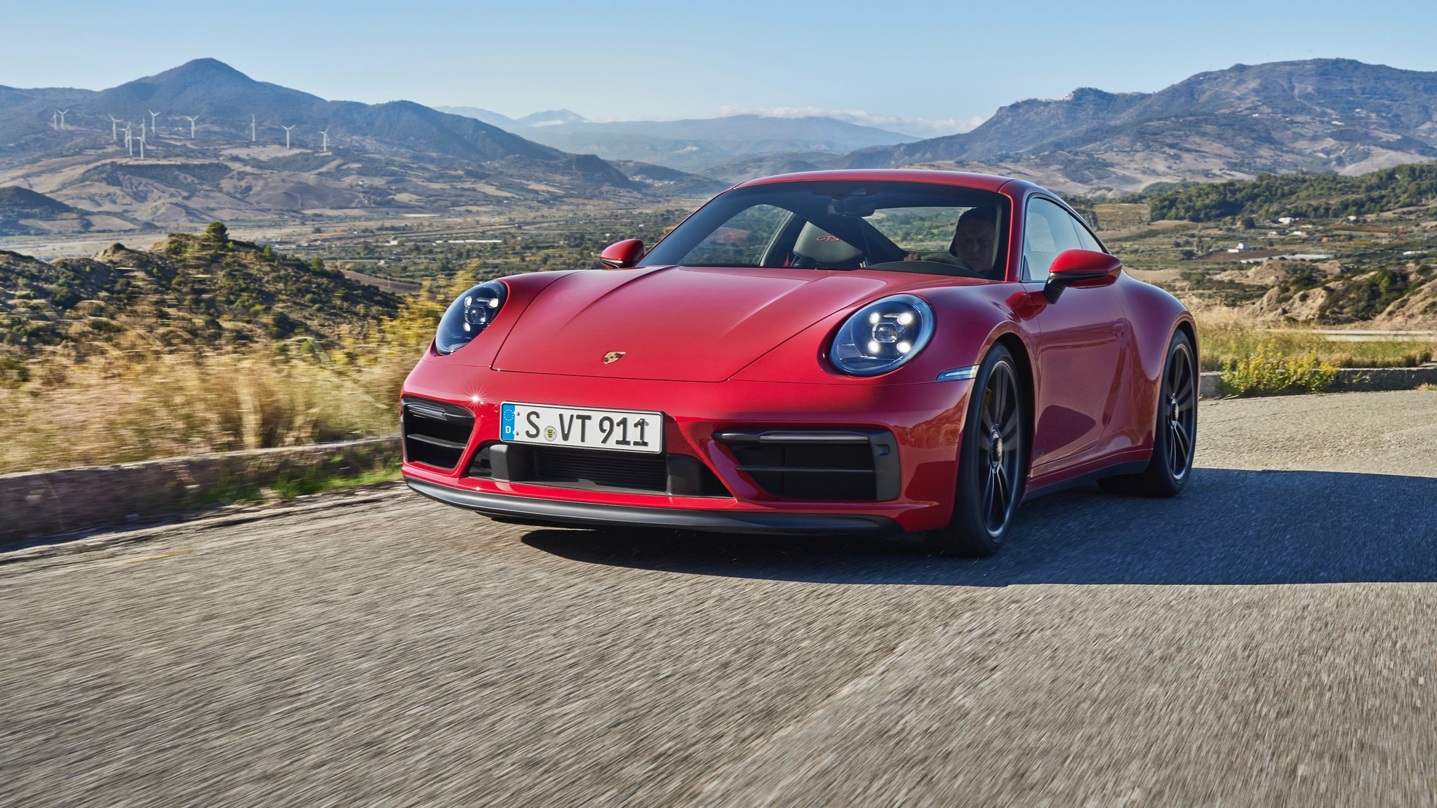 2022 Porsche 911 GTS Arrives for $136,700, Fits Snugly Between Carrera S and GT3