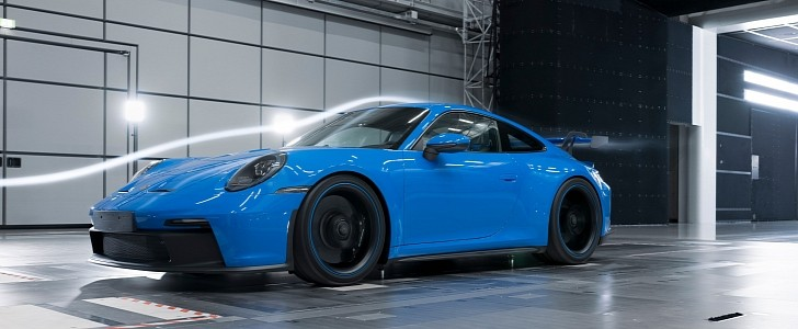 photo of 2022 Porsche 911 GT3 Spent 160 Hours in the Wind Tunnel, Came Out With €171k Tag image