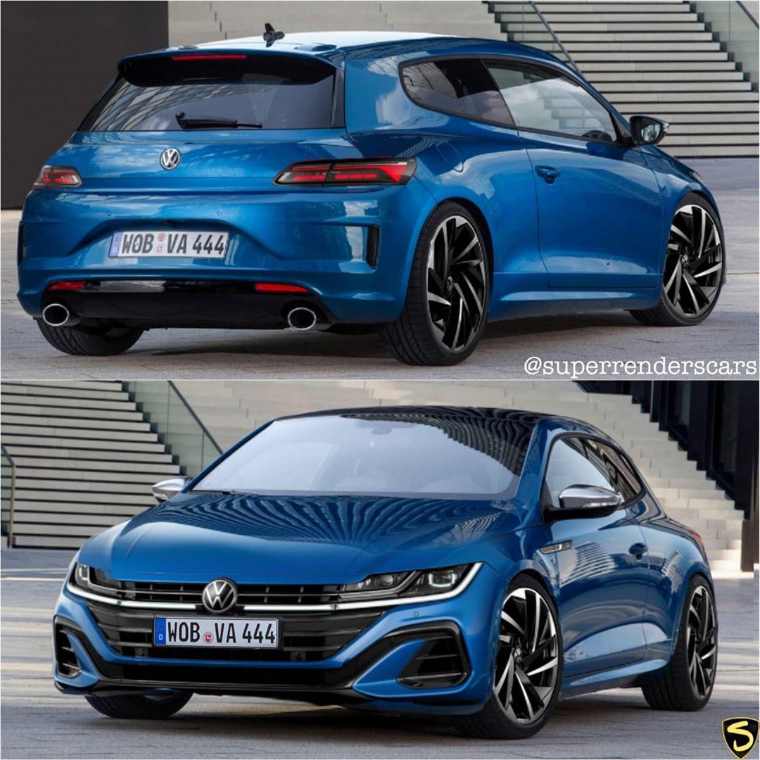 2021 Volkswagen Scirocco Style