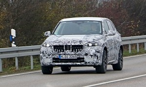 2023 BMW X1 xDrive25e PHEV Spied, Likely Features Three-Cylinder Turbo Engine