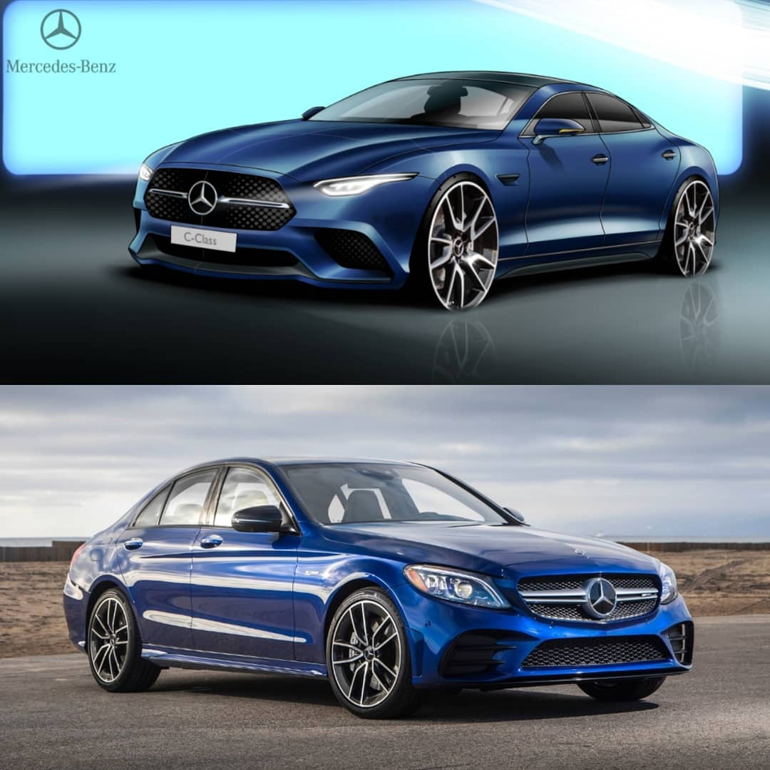 2030 Mercedes-Benz C-Class: This Is What It Should Look
