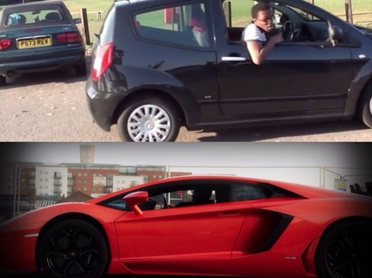 21 Year Old Youtuber Is Driving A Lamborghini Aventador