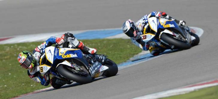 2013 WSBK: BMW Explains the Problems in Assen