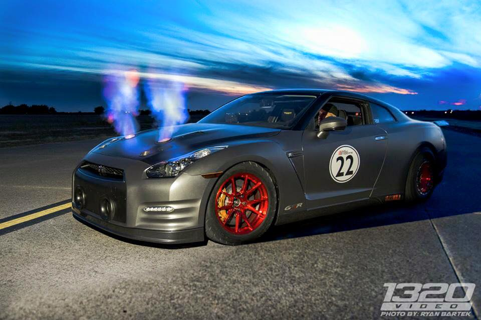 2 276 Hp Nissan Gt R Reportedly Sets New Dyno World Record
