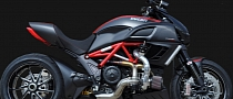236 HP, Turbo Ducati Diavel, Anyone?