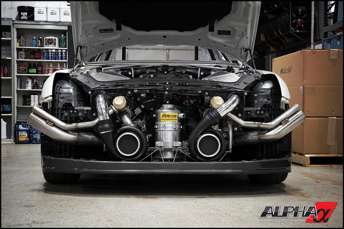 Gtr Alpha 12 >> 2,500+ HP Nissan GT-R Alpha G Is World's Most Powerful ...