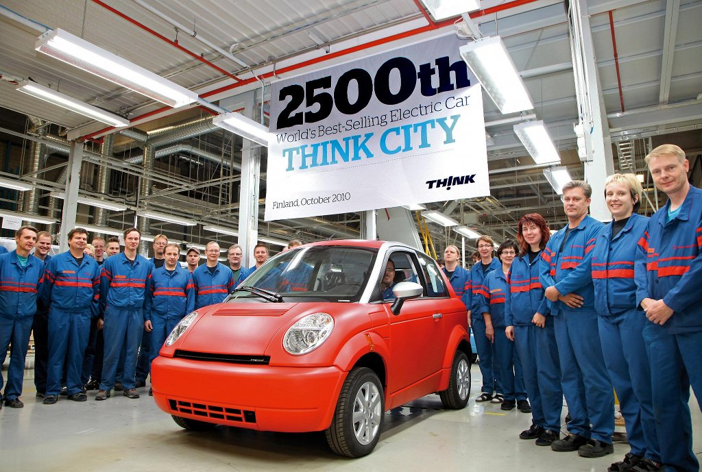 worlds best selling electric vehicle - HD1280×861