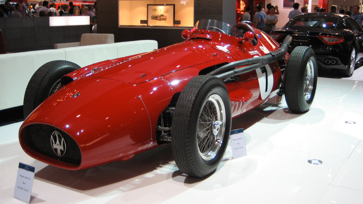 250F: The Real Maserati Racer