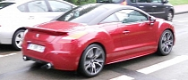 260 HP Peugeot RCZ R Spotted Ahead of Goodwood Debut