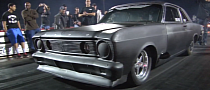 2600 HP Ford Falcon Runs 1/8 Mile in 4 Seconds [Video]