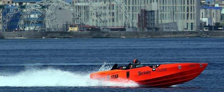 world fastest speed boat Fastest Speedboat In The World