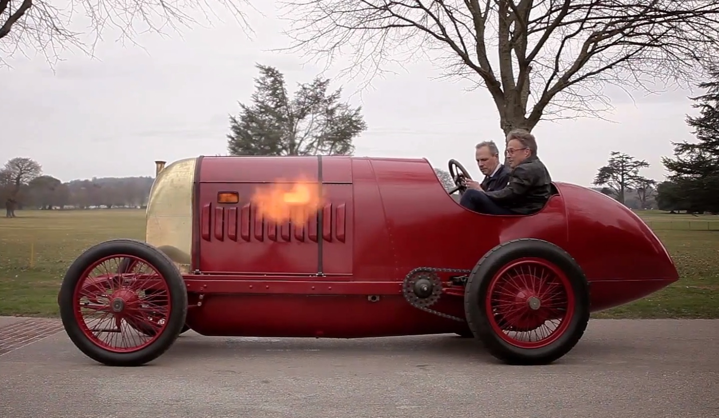 28liter fiat quotbeast of turinquot roars back to life at