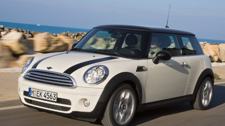 28 People Will Attempt to Squeeze into a MINI Hatch