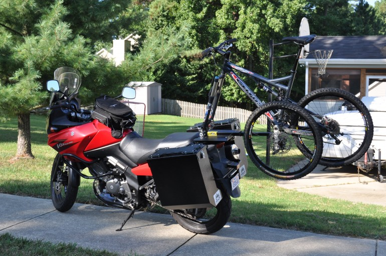 2x2 Bicycle Rack For Motorcycles Autoevolution