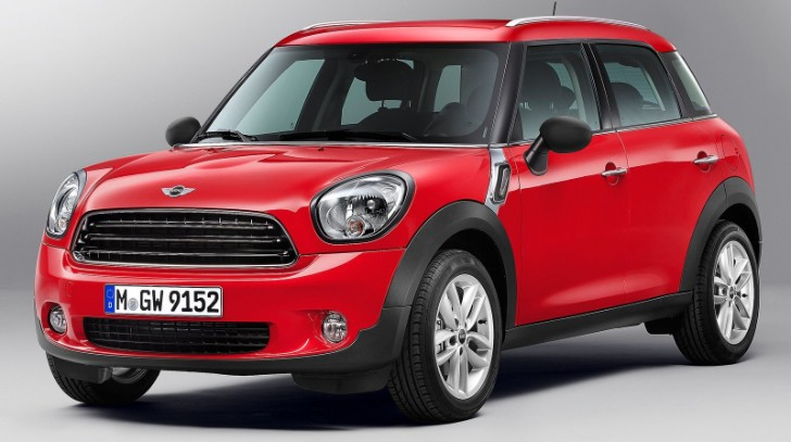 300 MINI Cooper D Countryman Recalled in Australia