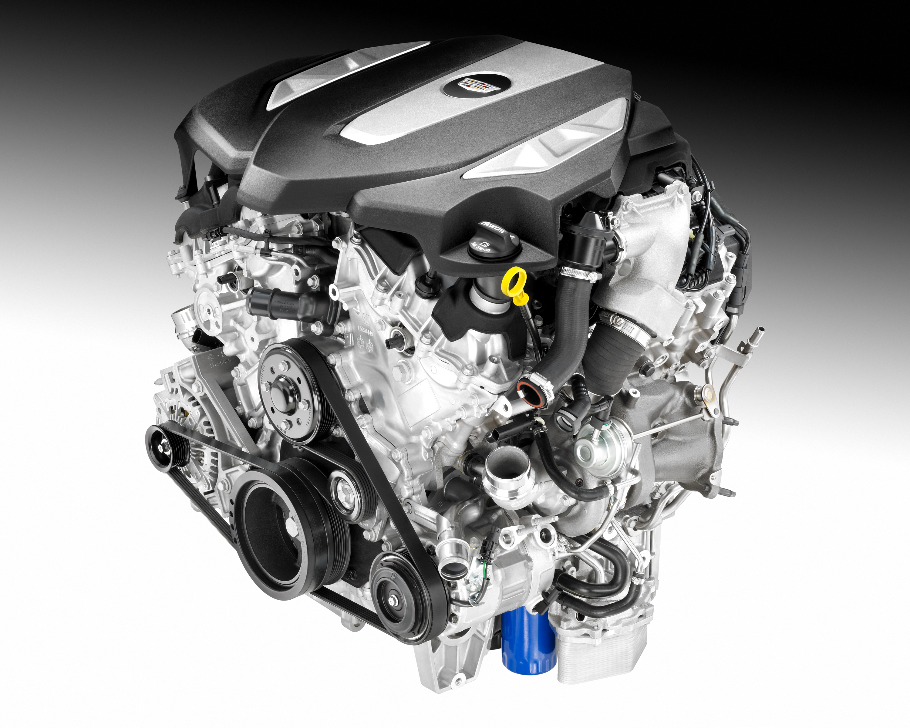 3.0L Twin-Turbo LGW V6 Engine To Power the 2016 Cadillac CT6 - autoevolution