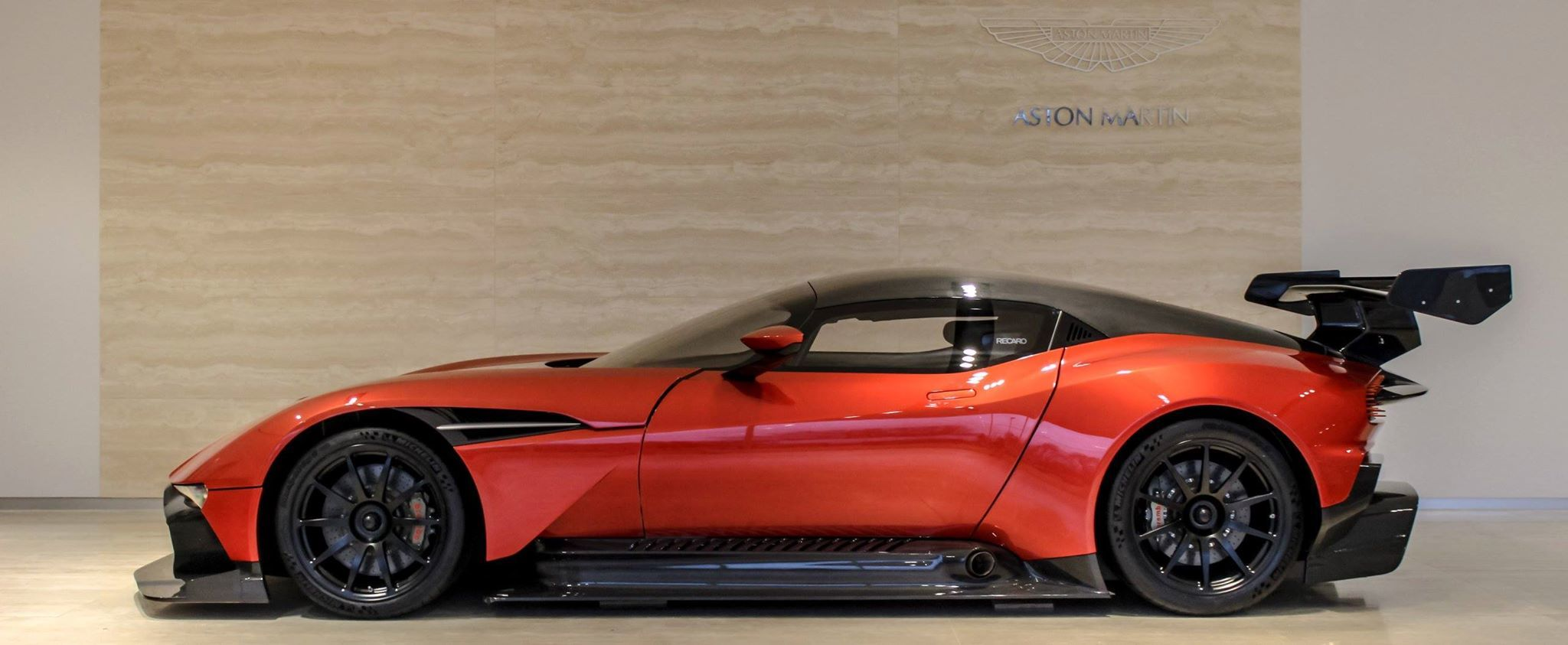 3 4 Million Will Buy You This Aston Martin Vulcan