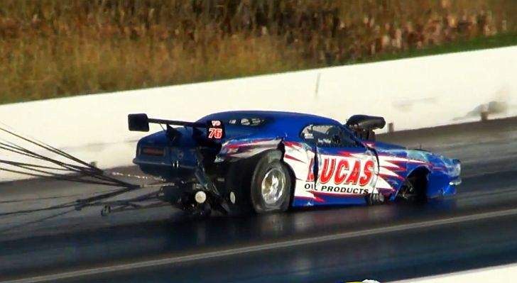 3,500 HP Camaro Dragstrip Testing Goes Terribly Wrong [Video]