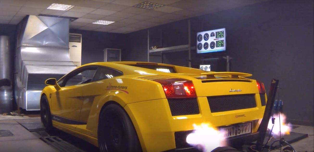 Wonderful 4 Photos. 3,500 HP Twin Turbo Lamborghini Gallardo ...