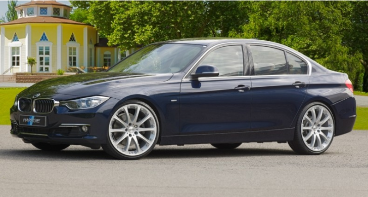 362 HP BMW F30 335i Possible with Hartge Engine Upgrade [Video]