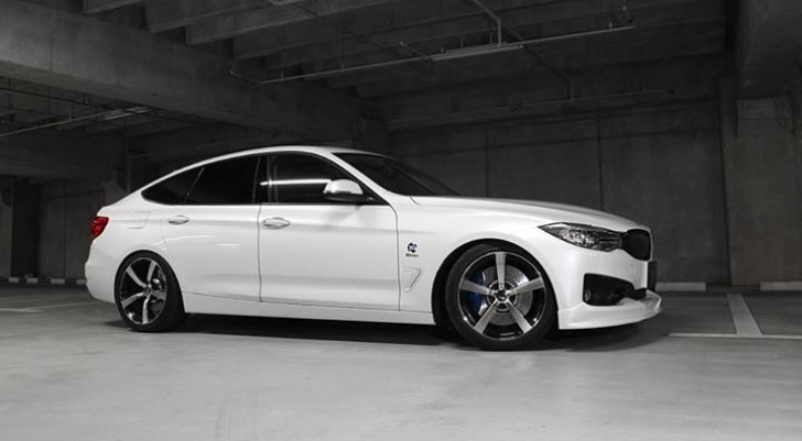 3D Design to Launch 3 Series GT Body Kit at Tokyo Motor Show [Photo Gallery]