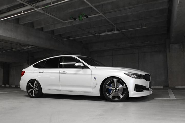 3D Design to Launch 3 Series GT Body Kit at Tokyo Motor Show - autoevolution